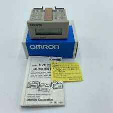 Omron H7EC-BL LCD Total Counter NEW