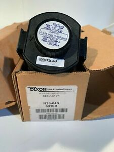 "ONE (1) NEW DIXON Regulator 1/2"" R26-04R 125PSIG Wilkerson"
