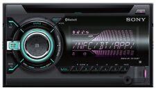 Sony WX-900BT 2-DIN CD MP3 USB Autoradio mit Bluetooth Freisprecheinrichtung AUX
