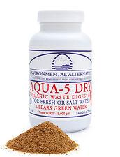 Aqua 5 Dry 140 g Filterbakterien Algenkiller Bakterien Filter Teich Wasserklärer