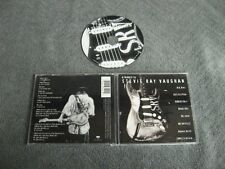 A tribute to Stevie Ray Vaughan - various artists - CD Compact Disc