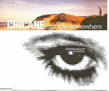 CHICANE Lost You Somewhere 4TRX w/ MIXES & EDIT EUROPE CD Single SEALED USA SELE