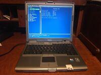 Dell Latitude D610 Intel Pentium M 1.6GHz 1GB - NO HDD, OS, Battery (J1)