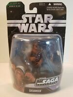 "Star Wars Saga Collection Chewbacca 005 - 3.75"" Action Figure MIP 2006 New!"