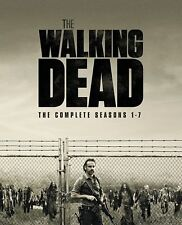 The Walking Dead Seasons 1-7 Blu-ray 2017 DVD 5039036081221