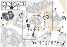 BMW E87 E90 E91 320d 120d 520d 163HP TURBO TURBOCHARGER 7795499 11657795499