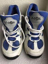Z-Coil Freedom Women's Walk/Run Shoe Blue & White Size 8