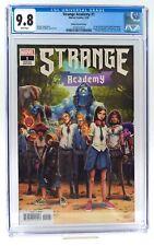 Strange Academy #1 - 1:25 Ramos variant - CGC 9.8 white pages