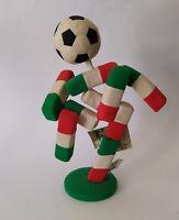♥ CIAO PUPAZZO MASCOTTE MONDIALI DI CALCIO ITALIA 90 PANNO LENCI 40CM FIFA ORIGI