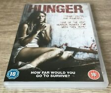 HUNGER (DVD, 2011) FILM DVD