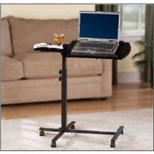 Mainstays Deluxe Laptop Cart, Black
