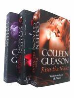 Colleen Gleeson 3 Books Gardella Vampire Chronicles In Order Bleeding Dusk New