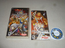 PSP GAME HALF MINUTE HERO COMPLETE W CASE & MANUAL XSEED PORTABLE PLAYSTATION >