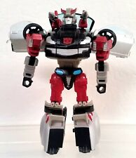 Transformers 2008 Universe deluxe Silverstreak action figure (missing weapon)