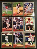 2000 Topps CINCINNATI REDS Complete Team Set KEN GRIFFEY JR 16 Cards LOOK !