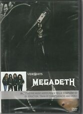 MEGADETH - VIDEO HITS (DVD)