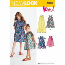 simplicity Vintage Child Sewing Patterns