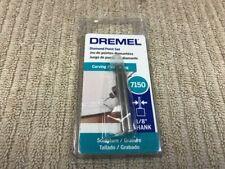 DREMEL DIAMOND POINT SET FOR CARVING/ENGRAVING  #7150 NIB Ships Free!!
