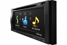 PIONEER AVIC-f920bt Europa Navigazione DVD SD DIVX BLUETOOTH Multimedia Top