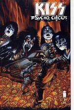 Kiss Psycho Circus #3 2000 1st Print NM