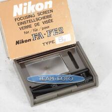 Nikon Verre de réglage B2 pour FE-2/FM-2 / FA