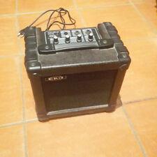 Eko AC10 Acoustic Jr. Amplificatore Chitarra Acustica 10W Con Phaser Integrato