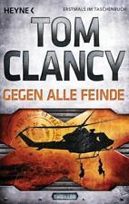 Clancy-Polit Thriller-Bücher-Tom