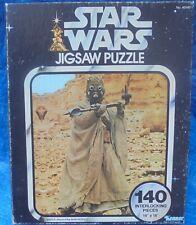 Star Wars Kenner Jigsaw Puzzle Unopened Sealed Tusken Raider Sand People Vintage