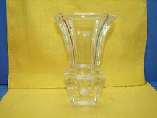 Joli ancien vase en cristal de Sèvres
