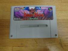 Super Famicom Demon's Blazon Demons Crest Japan SFC SNES