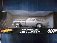 Hot Wheels James Bond Aston Martin Diecast Cars