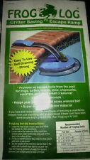 FrogLog Animal Saving Escape Ramp for Pool, or other animals could use also