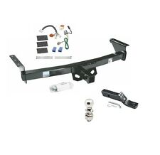 05-16 COMPLETE TRAILER HITCH PACKAGE FOR NISSAN FRONTIER W WIRING &JUMPER RELAYS