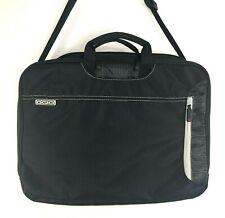OGIO Laptop Computer Padded Messenger Bag Satchel Black Mint HG401