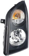VW Crafter 30-35 - Platinum 20-C354-05-T1 Left Passenger Side Headlamp Halogen