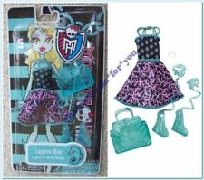 MONSTER HIGH FASHION PACK LAGOONA BLUE (a) 2012 NEW IN BOX