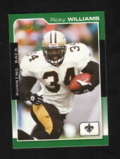 Ricky Williams--2000 Score Football Card--New Orleans Saints