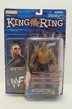 WWF WWE WRESTLING KING OF THE RING SUPERSTARS 8 THE ROCK Action Figure