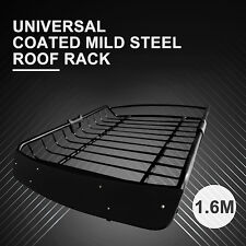 *QLD PICKUP* 1.6M Universal 4WD Roof Rack/ Car Top Basket Luggage Carrier Holder
