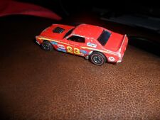 1974 Hot Wheels Flying Colors Redlines Red Ford Grand Torino #23 Hong Kong
