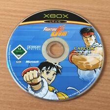 Capcom Fighting Jam - Xbox - PAL - Disc - Street Fighter