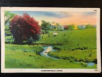 Vintage Postcard>1930-1945>Chesterfield>Connecticut