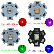 Xml Xm L T6 Led 10w 5050 High Power Led Red Green Blue Uv Yellow Emitter Diode