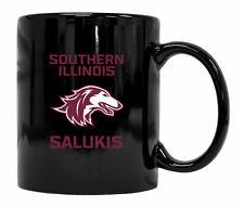 Southern Illinois Salukis Siu Coffee Mug-Ncaa Black Ceramic Mug