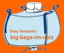 * 3 Stk. BIG BAG 100 cm hoch - Versandkostenfrei! - Bags BIGBAGS Säcke - 1000kg