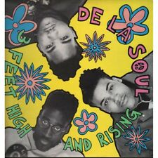 De La Soul ‎Lp Vinile 3 Feet High And Rising / Flying FLY 019 LP Nuovo