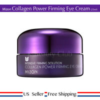 Mizon Collagen Power Firming Eye Cream 25ml + Free Random Sample [ US Seller ]