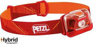 Petzl Tikkina 250 Lumen Scheinwerfer/Rot/Fischen