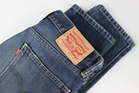 LEVI STRAUSS & CO. 511 Men's W31/L34 Ripped Faded Slim Fit Jeans 34299-GS