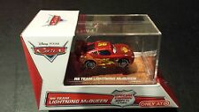 DISNEY PIXAR CARS RS TEAM LIGHTNING MCQUEEN ADULT COLLECTOR 2014 SAVE 5% WORLDWI